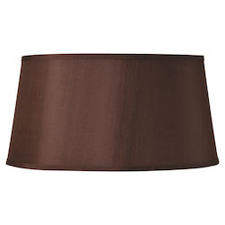 Craftmade Dark Chocolate Shade Lamp Shade