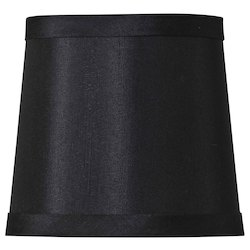 Craftmade Raven Black Shade Lamp Shade