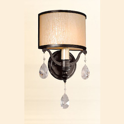 Corbett Classic Bronze One Light Wall Sconce From The Roma Collection