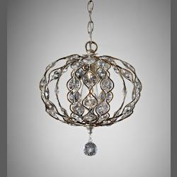 Feiss 1- Light Chandelier