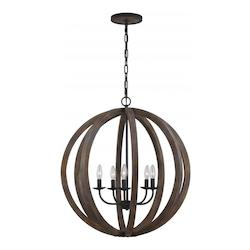 Feiss Open Box 5 - Light Large Pendant