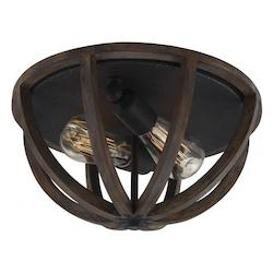 Feiss Open Box 2 - Light Flushmount