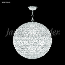 James R Moder Sun Sphere Europa Pendant With Crystals