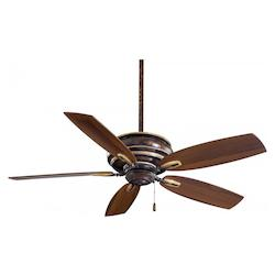 Minka-Aire Mottled Copper With Gold Highlights Ceiling Fan