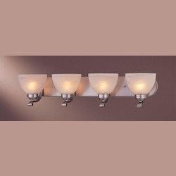 Minka-Lavery 4 Light Energy Star Bathroom Vanity Light
