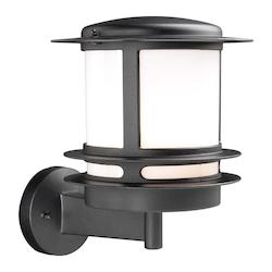 PLC Lighting 1 Light Outdoor Fixture Tusk Collection