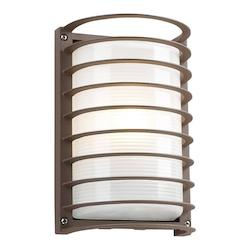 PLC Lighting 1 Light Outdoor Fixture Sunset Collection