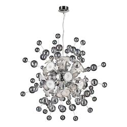PLC Lighting 30 Light Chandelier Circus Collection