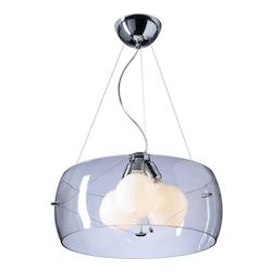 PLC Lighting 3 Light Pendant Lumisphere Collection
