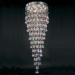 PLC Lighting 16 Light Chandelier Beverly Collection