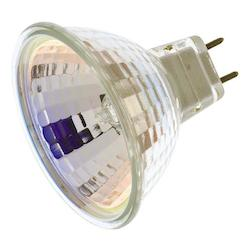 Satco Products Inc. 35 Watt Halogen; Mr16; 2000 Average Rated Hours; Bi Pin Base; 120 Volt