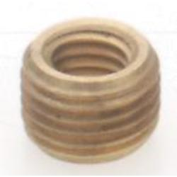 Satco Products Inc. 1/8M X 8/32F Brass Headless Reducing Bushing