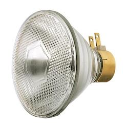 Satco Products Inc. 120 Watt; Par38; Clear; 2000 Average Rated Hours; 1740 Lumens; Side Pr
