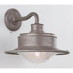 Troy One Light Old Galvanize Outdoor Wall Light