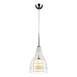 Bromi Nixon Opal Glass Lighting Pendant