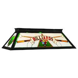 RAM Gameroom Billards Kd Green Billiard  Table Light