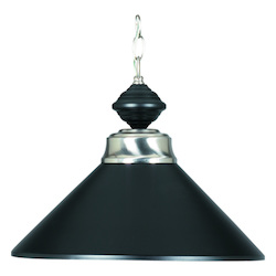 14In. Metal Shade Pendant
