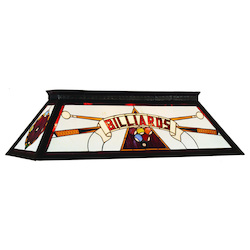 RAM Gameroom Billards Kd Red Billiard  Table Light