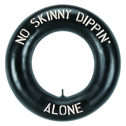 27In.W Outdoor  No Swimming Tire