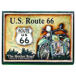 Pub Sign-Route 66
