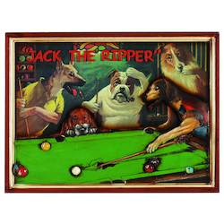 Pub Sign-Jack The Ripper