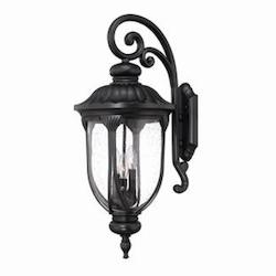 Acclaim Lighting Black Exterior Lantern