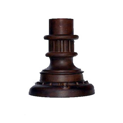 Acclaim Lighting Burled Walnut Pier Mount