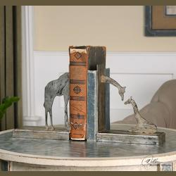 Uttermost Motherly Love Bookends S/2