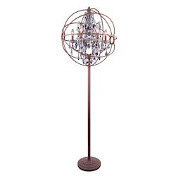 Urban Classic 1130 Geneva Collection Floor Lamp
