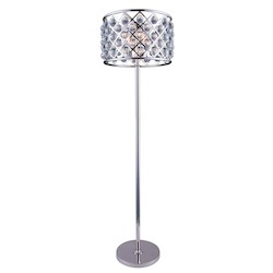 Urban Classic 1204 Madison Collection Floor Lamp