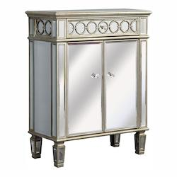 Elegant Decor 2 Door Cabinet 28In.X14In.X36In.H Sc