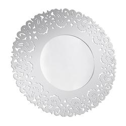 Elegant Decor Clear Mirror 47in. x 47in. Round Wall Mirror from the Modern Collection