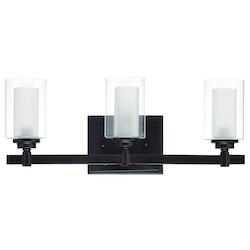 Craftmade 3 Light Vanity