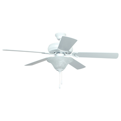 Craftmade 52In. Ceiling Fan With Blades Included