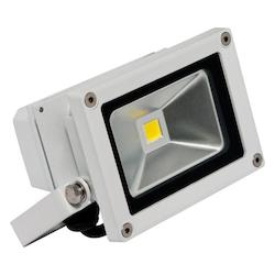 American Lighting Panorama Pro 101, 13 Watt,  3000K, White, Flood Light