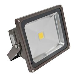 American Lighting Panorama Pro 301, 36 Watt,  4500K, Dark Bronze, Flood Light