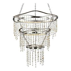 Feiss 3 - Tier Led Chandelier