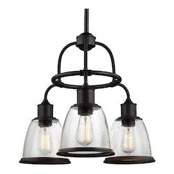 Feiss 3 - Light Chandelier