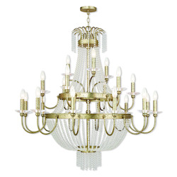 Livex Lighting Foyer Chandelier