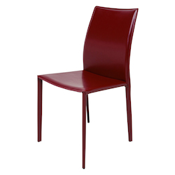 Nuevo Bordeaux Sienna Dining Chair