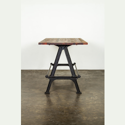 Nuevo Reclaimed Harwood Kosen Dining Table
