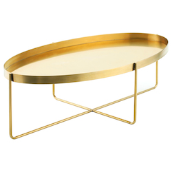 Nuevo Gold Gaultier Coffee Table