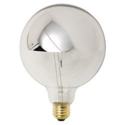 Nuevo Chrome Chrome Bulb Light Bulb