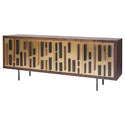 Nuevo Seared|Bronze Blok Media Unit
