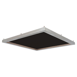 Nuevo Black Lighting Panel Light Panel