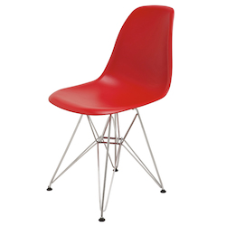 Nuevo Red Max Dining Chair
