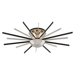 Troy 8Lt Ceiling Semi-Flush