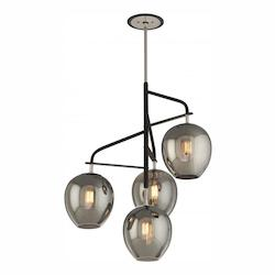 Troy 4Lt Pendant  Medium