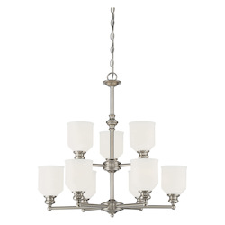 Savoy House Melrose 9 Light Chandelier