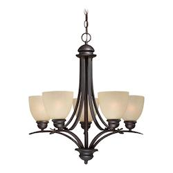 Vaxcel International Avalon 5L Chandelier